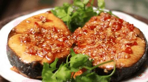 Các món ăn ngon từ cá thu không thể bỏ qua - Hải sản Sài Gòn