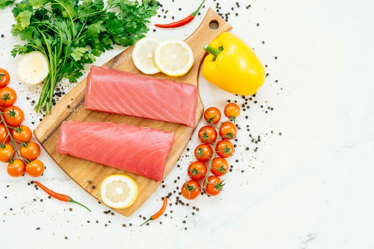 Lợi ích của cá ngừ đại dương